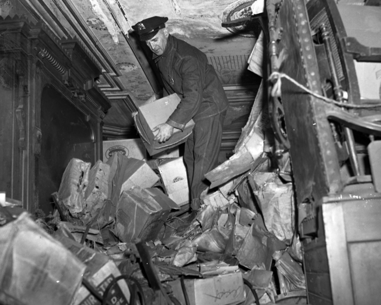 Harlem's hoarders Collyer Brothers