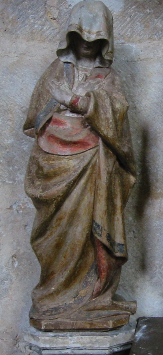 A_Virgin of Flavigny