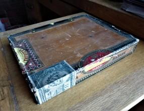 Cigar box 1
