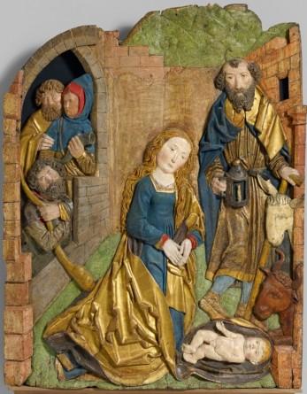 Riemenschneider nativity Sothebys