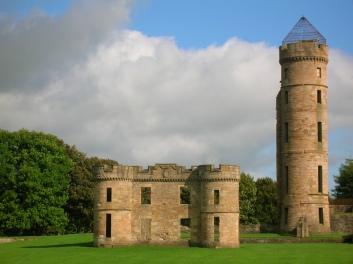 Eglinton Castle in 2019