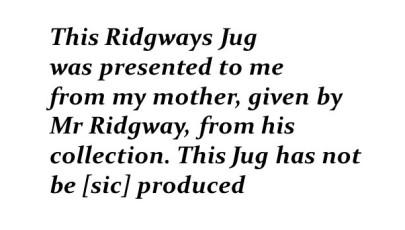 Ridgways 2