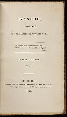 Ivanhoe_title_page