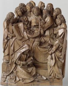 Van Wesel Death of Virgin