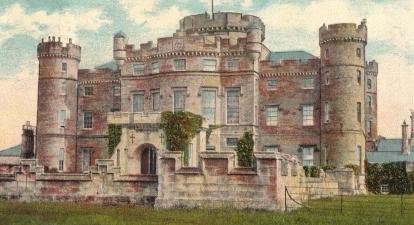 Eglinton Castle circa 1900