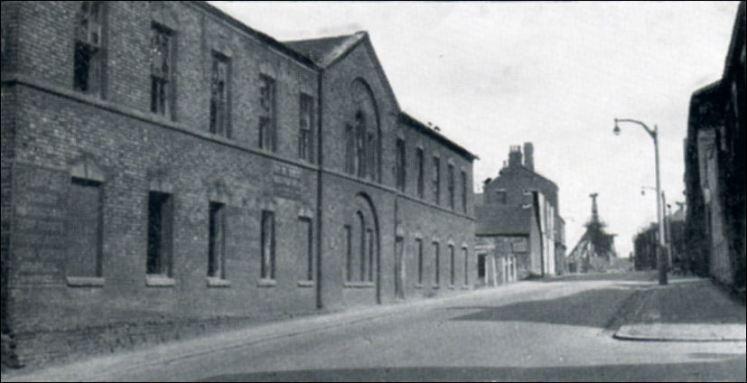 Church Works Hanley