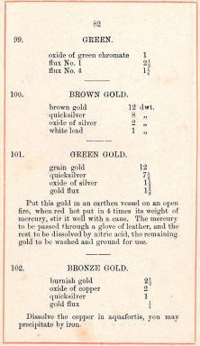 Spode recipe book p 82
